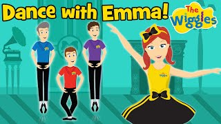 The Wiggles: Dance with Emma Ballerina
