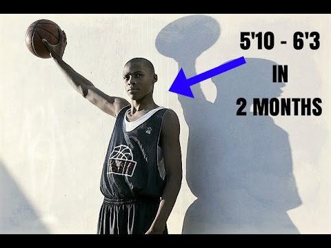 Video Craziest Growth Spurts in NBA History *Part 2*