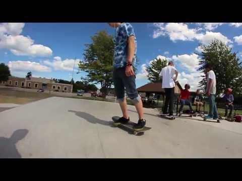 Tecumseh Skatepark