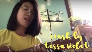 Crush by Tessa Violet | cover