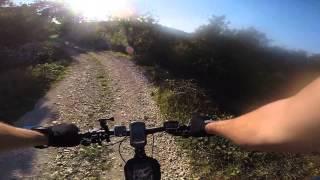 preview picture of video 'Labin biciklistička staza Bella vista'