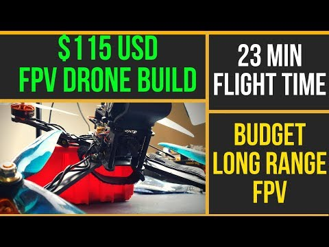 how-to-build-budget-long-range-fpv-drone--eachine-tyro129-flight-and-review