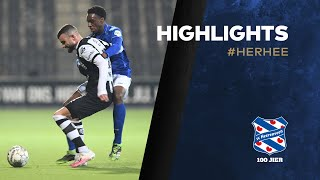 Highlights | Heracles Almelo - sc Heerenveen | Eredivisie 2020/2021