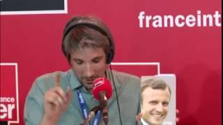 Macron Et Sa Plume   Le Moment Meurice