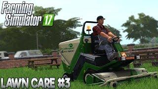 Gambar cover Lawn Care #3 - Farming Simulator 17 (with Wheel Cam)