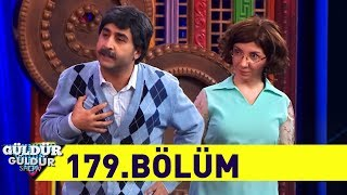 Güldür Güldür Show 179. Bölüm Tek Parça Full HD
