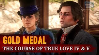 Red Dead Redemption 2 - Mission #72 - The Course of True Love IV & V [Gold Medal]