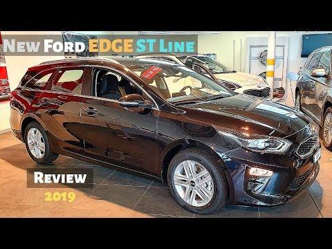 New Kia Ceed SW Estate Combi 2019 Review Interior Exterior