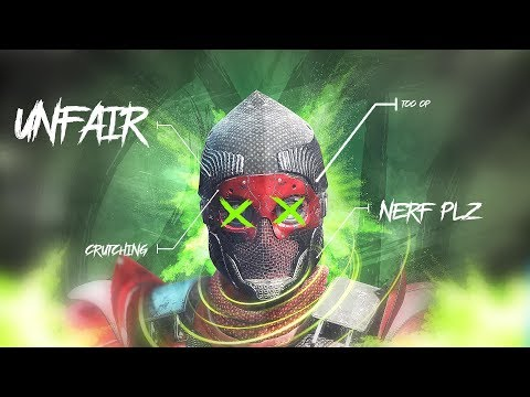 Meet the most toxic player in Destiny 2.. Mr. nKrutch