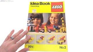 A look through a LEGO Idea Book from 1977