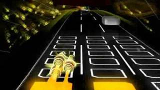 Test Icicles - Circle Square Triangle - Audiosurf Ninja Mono
