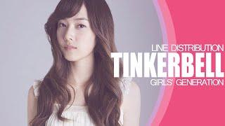 Tinkerbell - Girls Generation (Line Distribution)