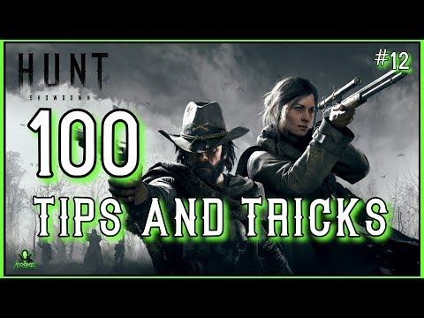 """100 tips and tricks to help you """"git gud"""" at Hunt Showdown [Hunt Educational Gameplay #12]"""