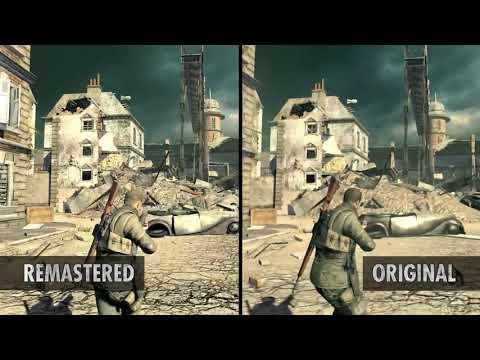 Видео № 0 из игры Sniper Elite V2 Remastered [Xbox One]