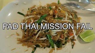 STREET FOOD PAD THAI IN BANGKOK