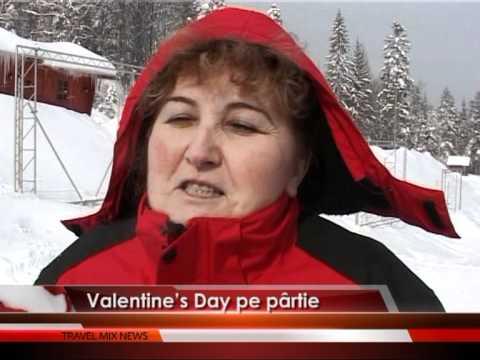 Valentine's Day, pe pârtie