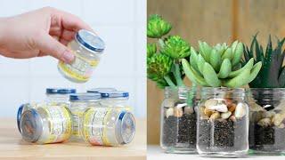 9 Ways To Reuse Empty Baby Food Jars