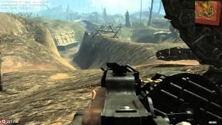 Verdun Gameplay - World War 1 PC Game (2013)