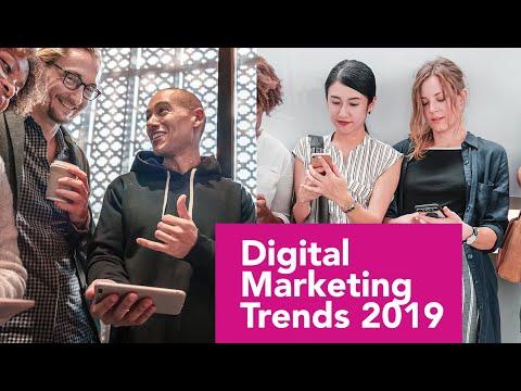 5 Digital Marketing Trends this 2019