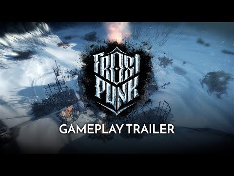 "FROSTPUNK | Debut Gameplay Trailer - ""Heartbeats"" thumbnail"