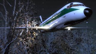 alitalia flight 404 air crash investigation dailymotion