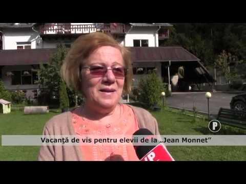 """Vacanţă de vis pentru elevii de la """"Jean Monnet"""""""