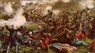 La Guerra Civil en EEUU (1861-1865)  (breve: 2 minutos– HAGA CLIC AQUÍ)
