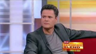 Donny Osmond on The Morning Blend Show Talks About Protandim
