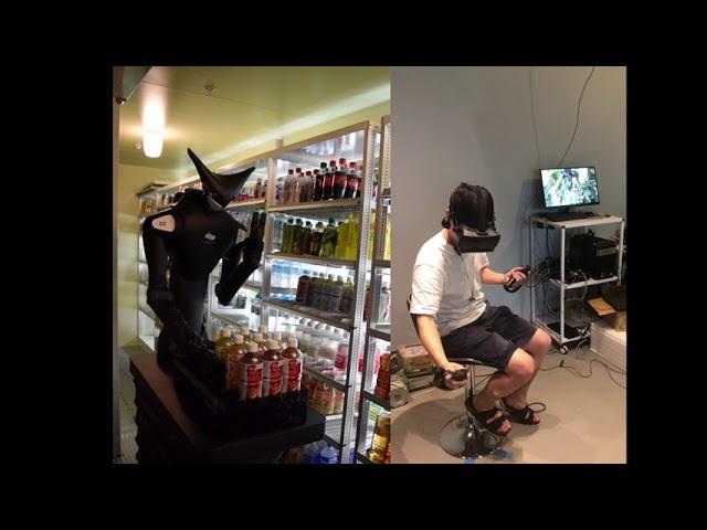 В японских магазинах начались испытания робота-раскладчика товаров
