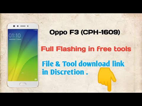 Download Oppo F3 Cph1609 Hard Reset Video 3GP Mp4 FLV HD Mp3