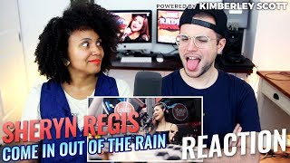 Sheryn Regis - Come In Out Of The Rain | Wish 107.5 Bus | REACTION