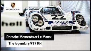 Le Mans: the Porsche Success Story – Episode 2
