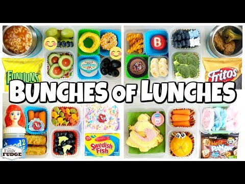 MYSTERY Family #2 Chooses Our Lunches 😱 School Lunch Ideas For KIDS Mp3