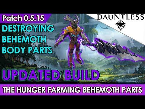 Dauntless - Rezakatana Build / Rezakiri Sword Build [Build