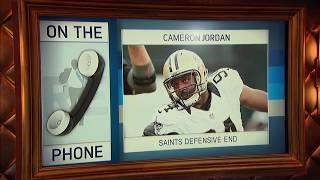 Why Saints DE Cameron Jordan REALLY Wants to Sack Brett Hundley | The Rich Eisen Show | 10/16/17