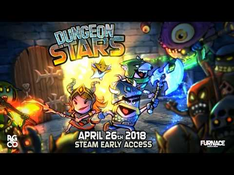 DungeonStars Early Access Launch Trailer thumbnail