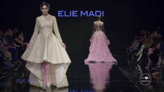 Elie Madi at Art Hearts Fashion Los Angeles Fashion Week LAFW