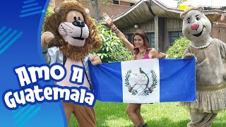 Amo a Guatemala