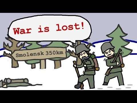 Východní fronta #2 – Zimní protiútok