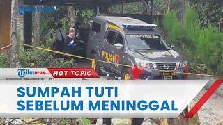 Tuti, Korban Pembunuhan Subang Sempat Ucap Sumpah Sebelum Meninggal, Berkaitan dengan Mobil Alphard