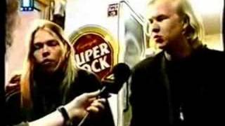 Apocalyptica - Wherever I May Roam (live at Super Bock Super Rock 1997)