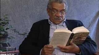 Poem reading by Derek Walcott, Nobel Laureate in Literature