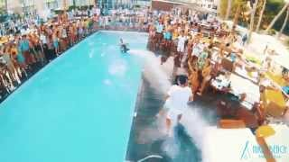 Nikki Beach Mallorca Welcome to St Tropez Party 8 10 2014