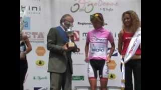 preview picture of video 'Il Giro d'Italia donne torna in Piemonte - 07/07/05'