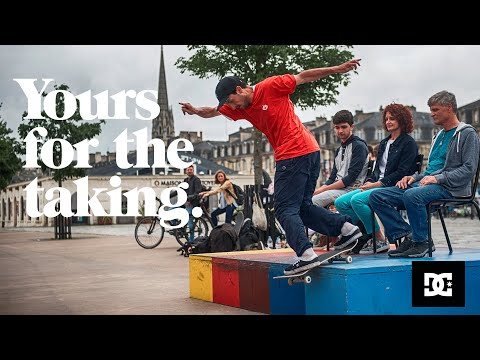 DC SHOES : SKATE URBANISM - CREATING THE CITY OF THE FUTURE feat. LEO VALLS