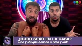 •GRAN HERMANO: SEXO EN LA CASA•  Rodriguez Galati #MisaCochina
