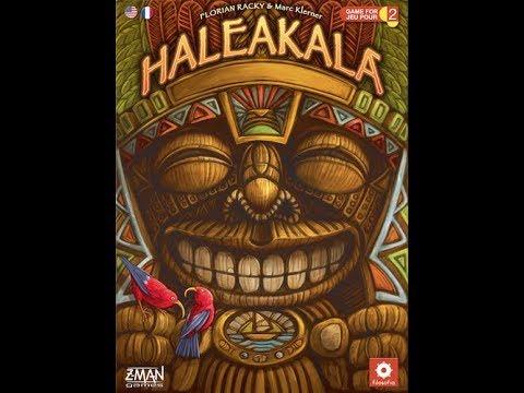 The Purge: # 1864 Haleakala: 2 Player island voo doo goodness!