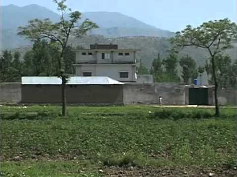 Usama Bin Laden Compound - VOA Hausa