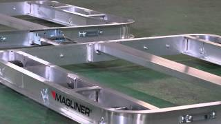 Magliner Pallet Dollies Towing Hitch Video