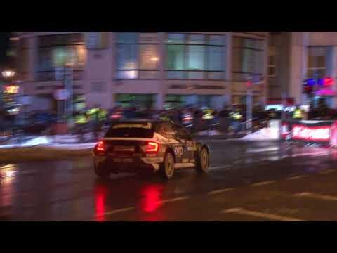 Vali Porcisteanu - Action @ Tess Rally Brasov 2018 by RallyZoom